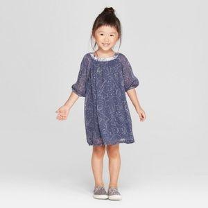 Girls Genuine Kids Constellation Dress, New